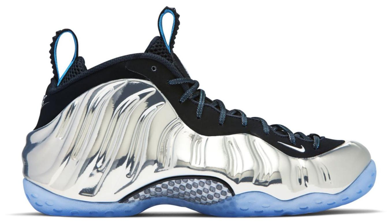 Foamposite One Chromeposite