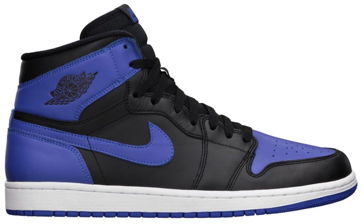 Jordan 1 Retro Black Royal Blue (2013)