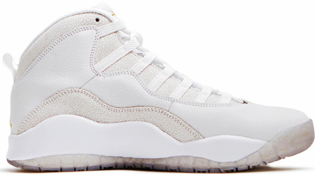 Jordan 10 Retro Drake OVO (Black & White)
