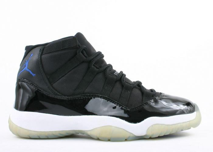 Jordan 11 Retro Space Jams (2000)