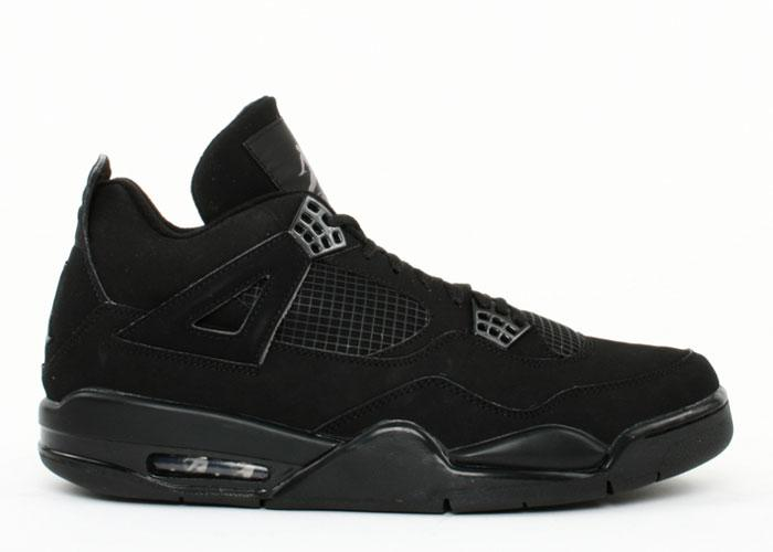 Jordan 4 Retro Black Cats