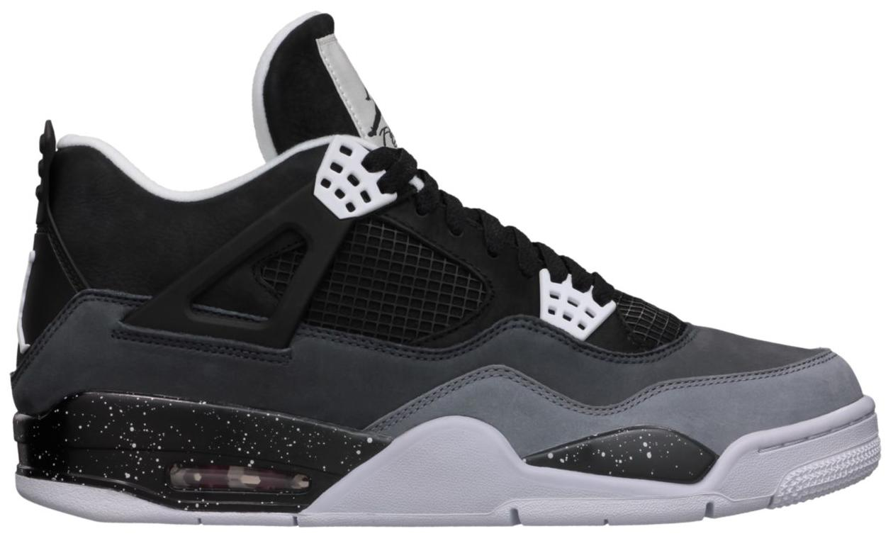 Jordan 4 Retro Fear Pack