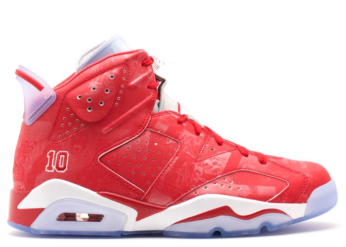 Jordan 6 Retro Slam Dunk