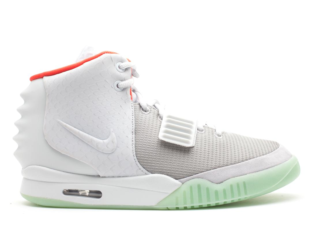 Air Yeezy 2 Pure Platinum